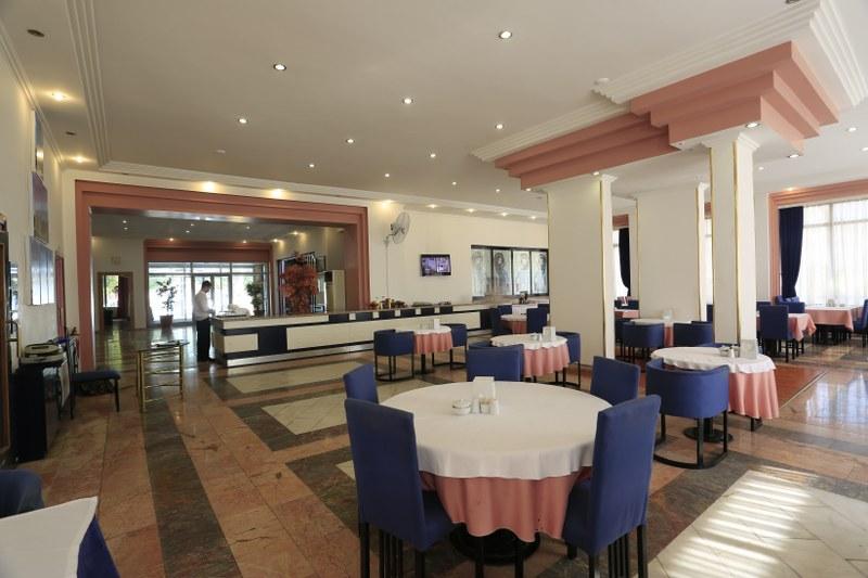 İzan Hotel - Restaurant