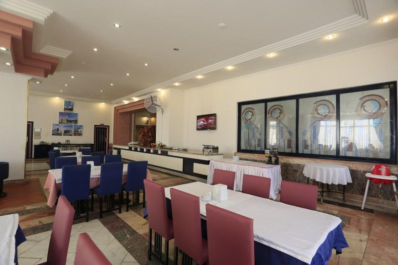 İzethan Otel - Restaurant