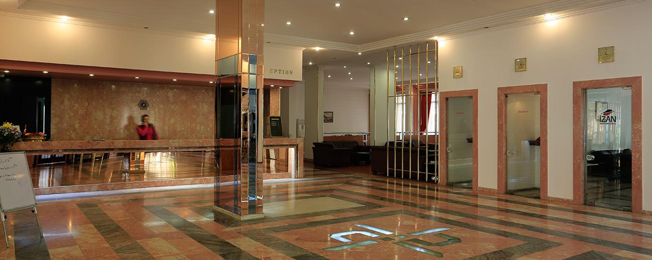 İzethan Otel